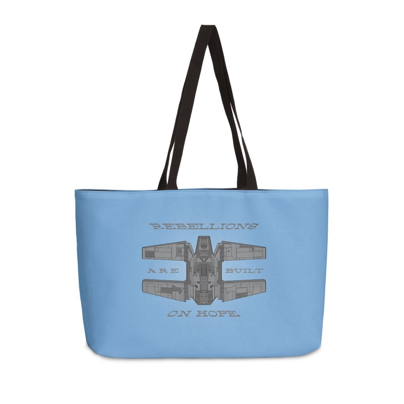 Rebellions Are Built On Hope Accessories Bag by Swag Stop by justsaying.ASIA