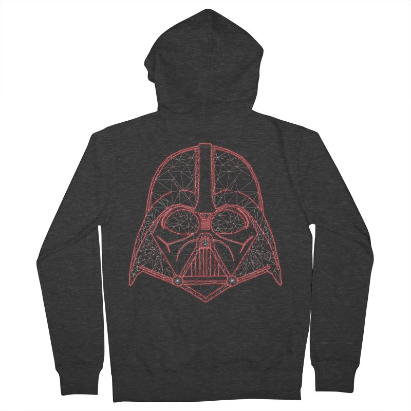 Dark Lord of Disco Women's French Terry Zip-Up Hoody by Swag Stop by justsaying.ASIA