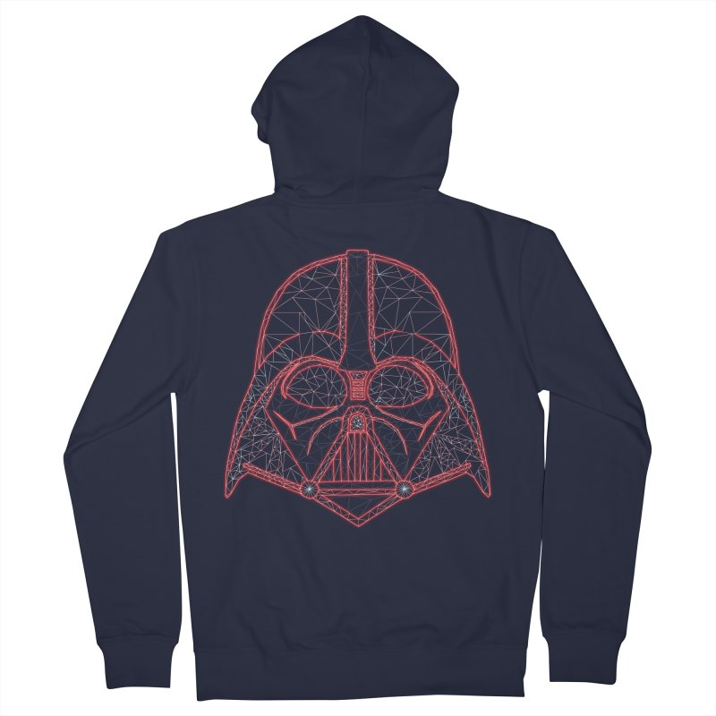 Dark Lord of Disco Men's French Terry Zip-Up Hoody by Swag Stop by justsaying.ASIA