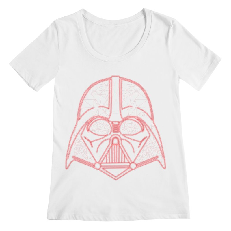 Dark Lord of Disco Women's Regular Scoop Neck by Swag Stop by justsaying.ASIA