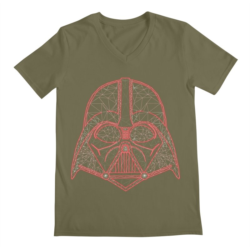 Dark Lord of Disco Men's V-Neck by Swag Stop by justsaying.ASIA