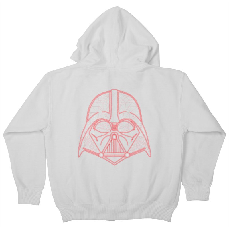 Dark Lord of Disco Kids Zip-Up Hoody by Swag Stop by justsaying.ASIA