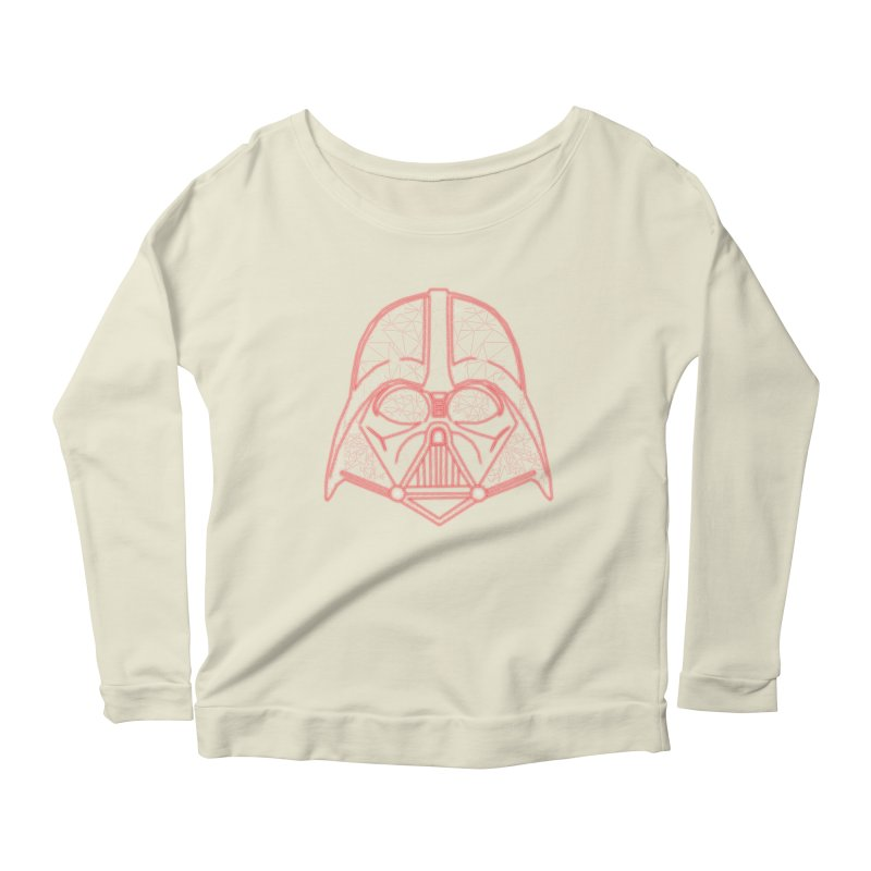 Dark Lord of Disco Women's Scoop Neck Longsleeve T-Shirt by Swag Stop by justsaying.ASIA