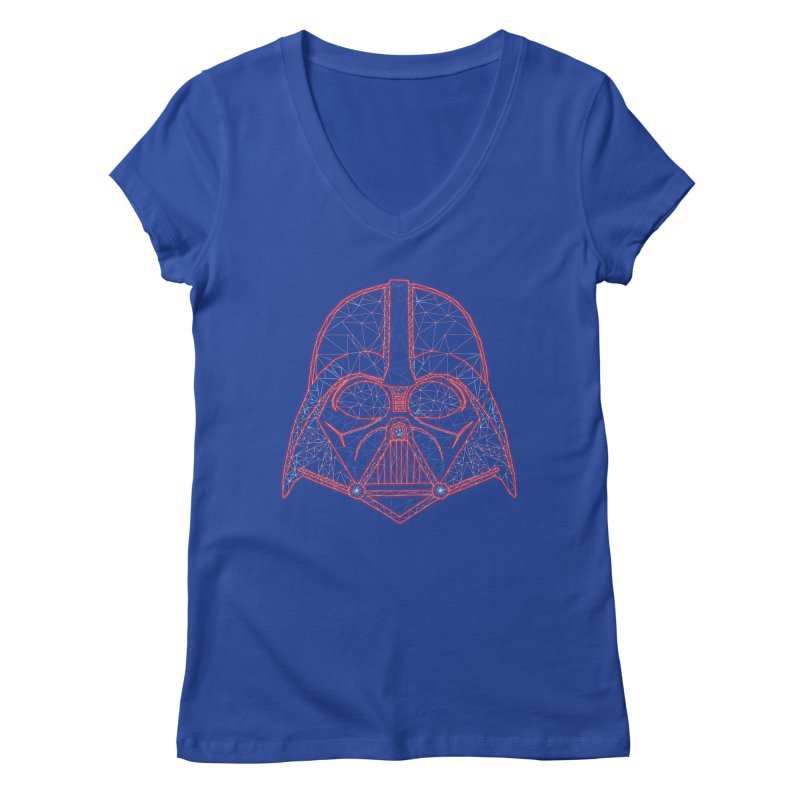 Dark Lord of Disco Women's V-Neck by Swag Stop by justsaying.ASIA