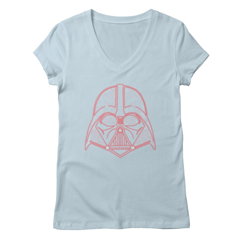 Dark Lord of Disco Women's Regular V-Neck by Swag Stop by justsaying.ASIA
