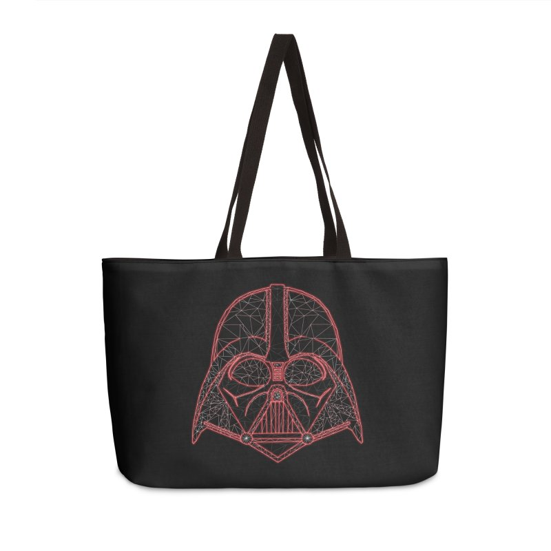 Dark Lord of Disco Accessories Weekender Bag Bag by Swag Stop by justsaying.ASIA