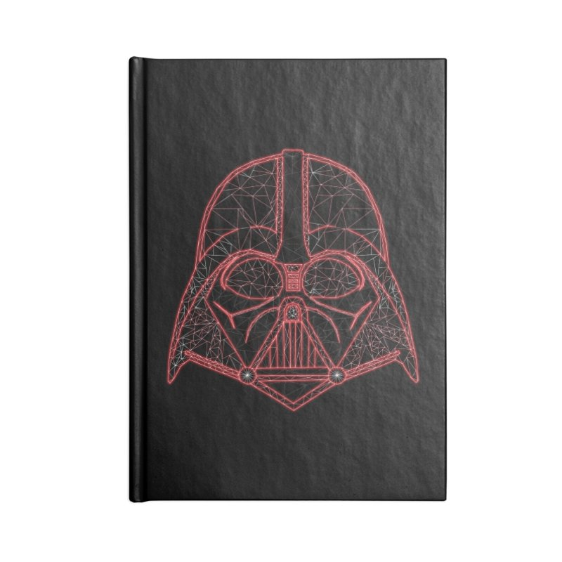 Dark Lord of Disco Accessories Lined Journal Notebook by Swag Stop by justsaying.ASIA