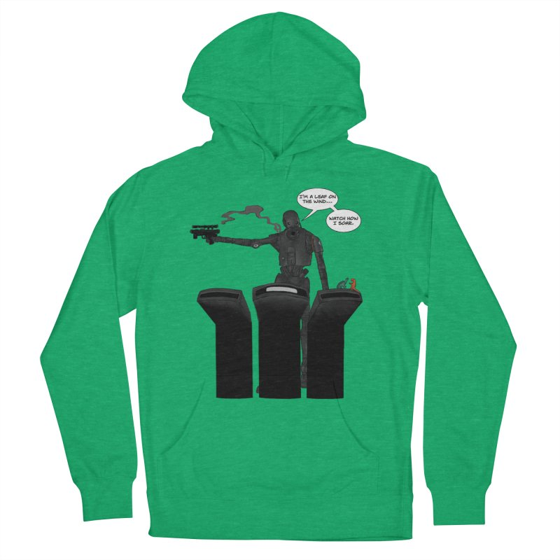 Watch Me Soar Women's Pullover Hoody by Swag Stop by justsaying.ASIA