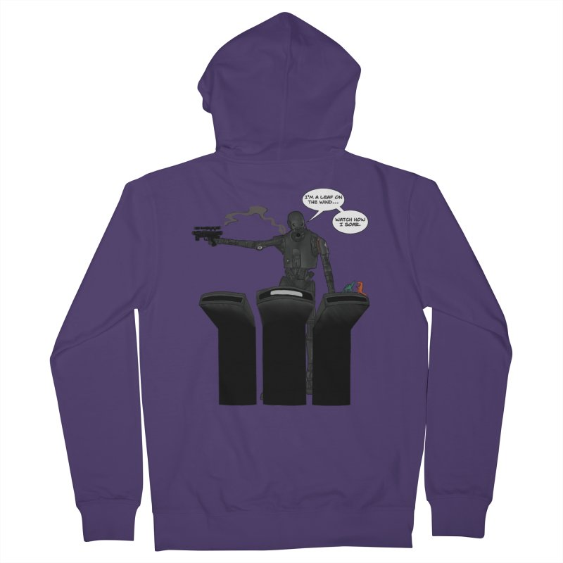 Watch Me Soar Women's Zip-Up Hoody by Swag Stop by justsaying.ASIA