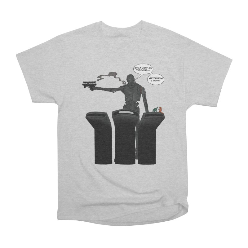 Watch Me Soar Men's Classic T-Shirt by Swag Stop by justsaying.ASIA