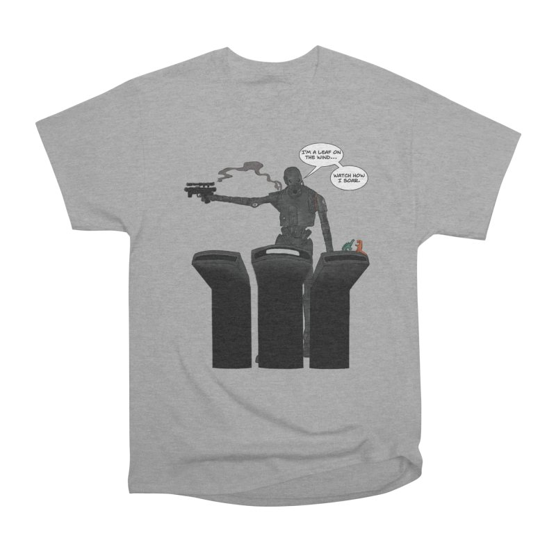 Watch Me Soar Men's Heavyweight T-Shirt by Swag Stop by justsaying.ASIA