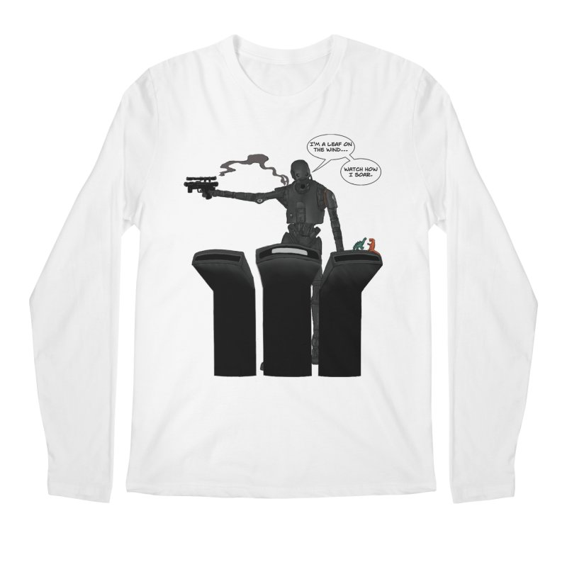 Watch Me Soar Men's Regular Longsleeve T-Shirt by Swag Stop by justsaying.ASIA