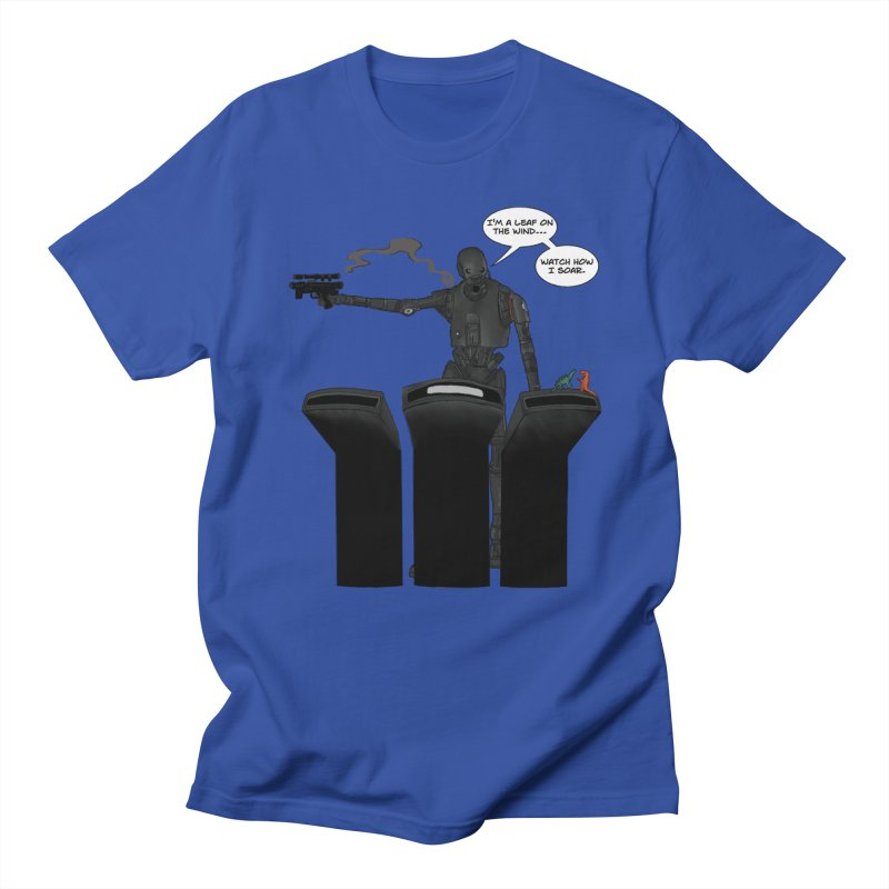 Watch Me Soar Men's Regular T-Shirt by Swag Stop by justsaying.ASIA