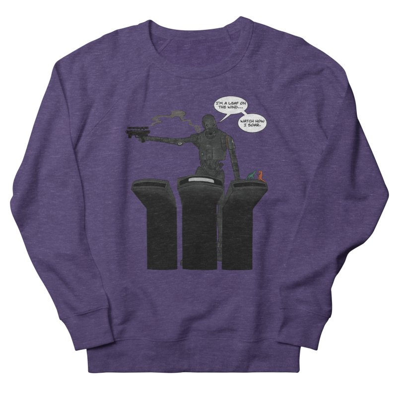 Watch Me Soar Women's French Terry Sweatshirt by Swag Stop by justsaying.ASIA