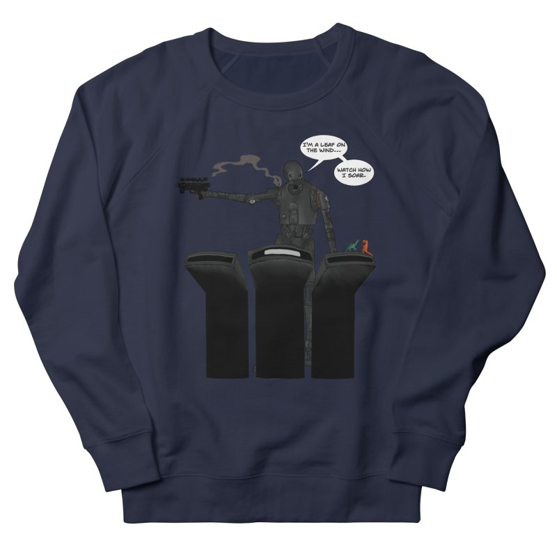 Watch Me Soar Men's French Terry Sweatshirt by Swag Stop by justsaying.ASIA