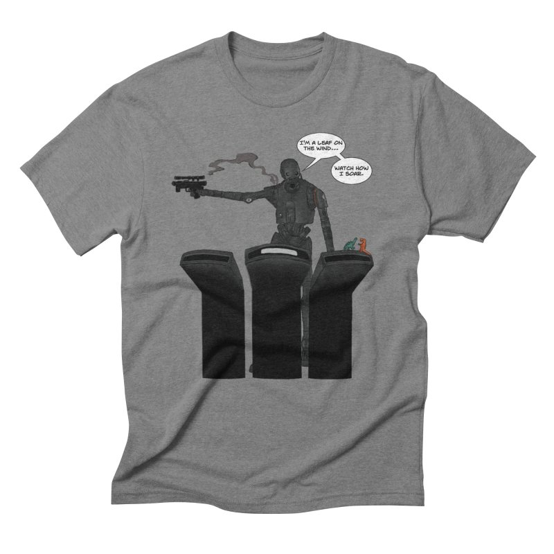 Watch Me Soar Men's Triblend T-Shirt by Swag Stop by justsaying.ASIA