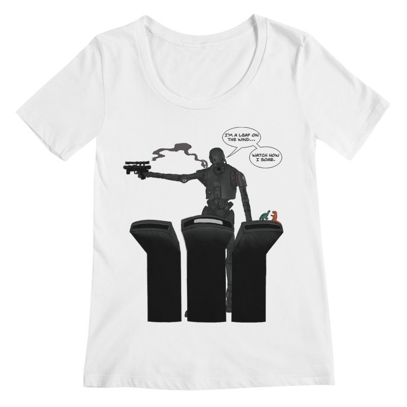 Watch Me Soar Women's Scoop Neck by Swag Stop by justsaying.ASIA