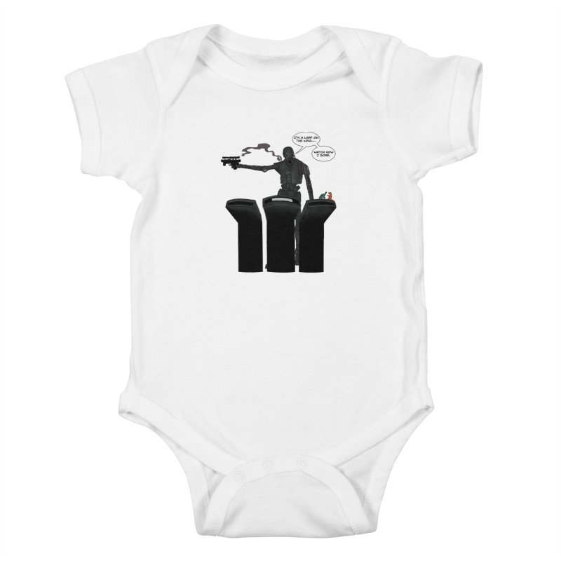 Watch Me Soar Kids Baby Bodysuit by Swag Stop by justsaying.ASIA