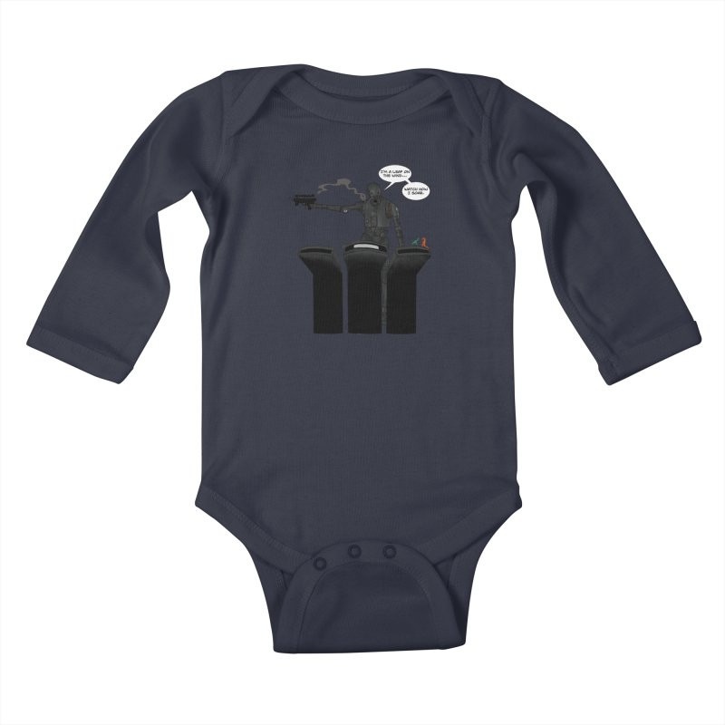 Watch Me Soar Kids Baby Longsleeve Bodysuit by Swag Stop by justsaying.ASIA