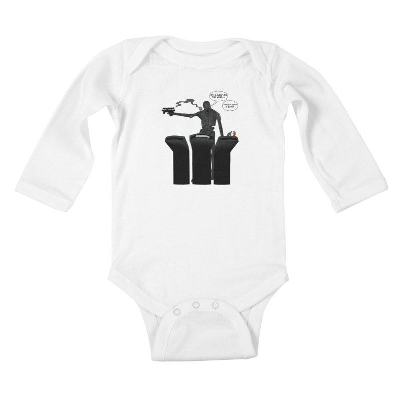 Watch Me Soar Kids Baby Longsleeve Bodysuit by Swag Stop by justsaying.ASIA