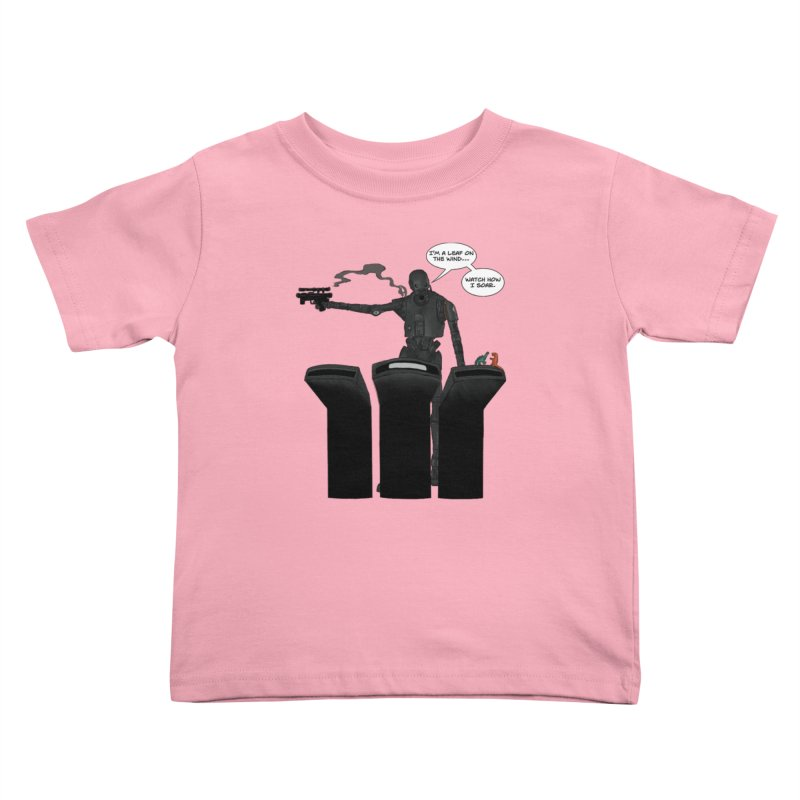 Watch Me Soar Kids Toddler T-Shirt by Swag Stop by justsaying.ASIA