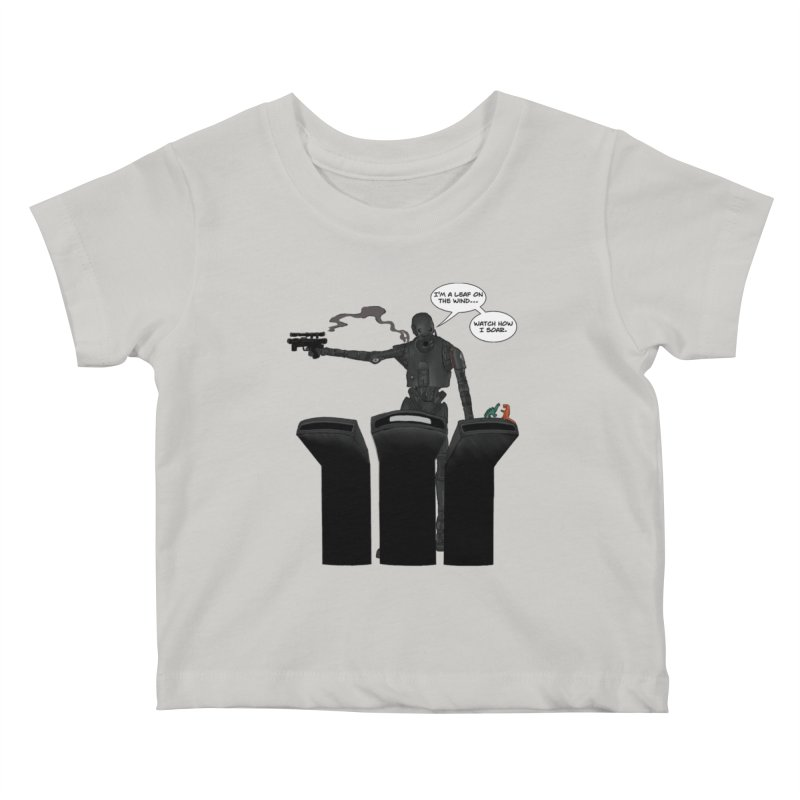 Watch Me Soar Kids Baby T-Shirt by Swag Stop by justsaying.ASIA