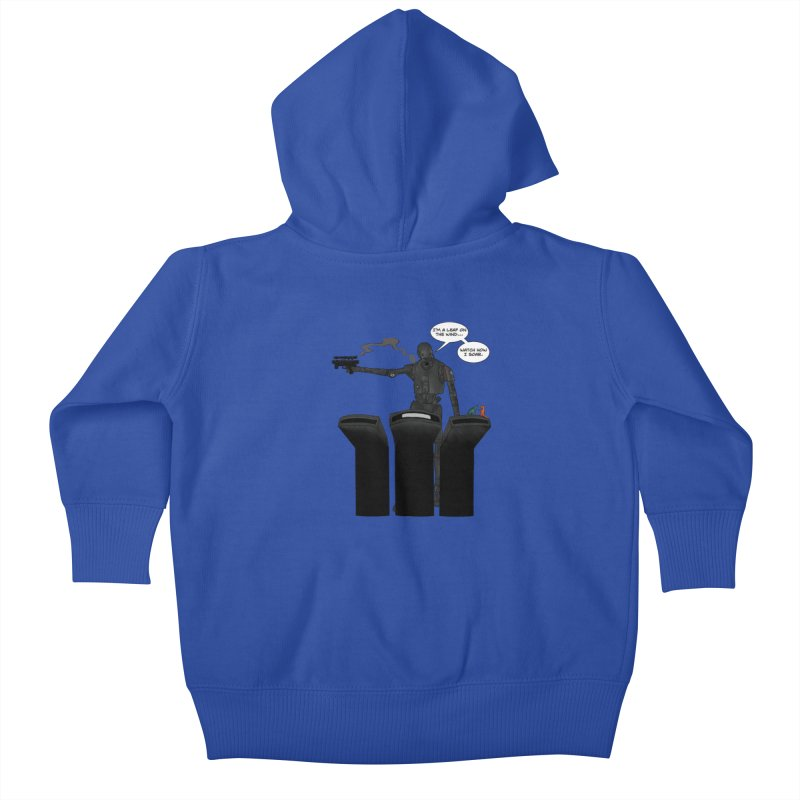 Watch Me Soar Kids Baby Zip-Up Hoody by Swag Stop by justsaying.ASIA