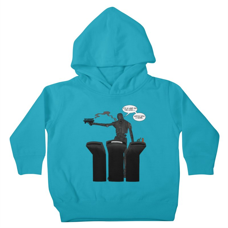 Watch Me Soar Kids Toddler Pullover Hoody by Swag Stop by justsaying.ASIA
