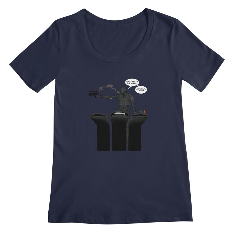 Watch Me Soar Women's Regular Scoop Neck by Swag Stop by justsaying.ASIA
