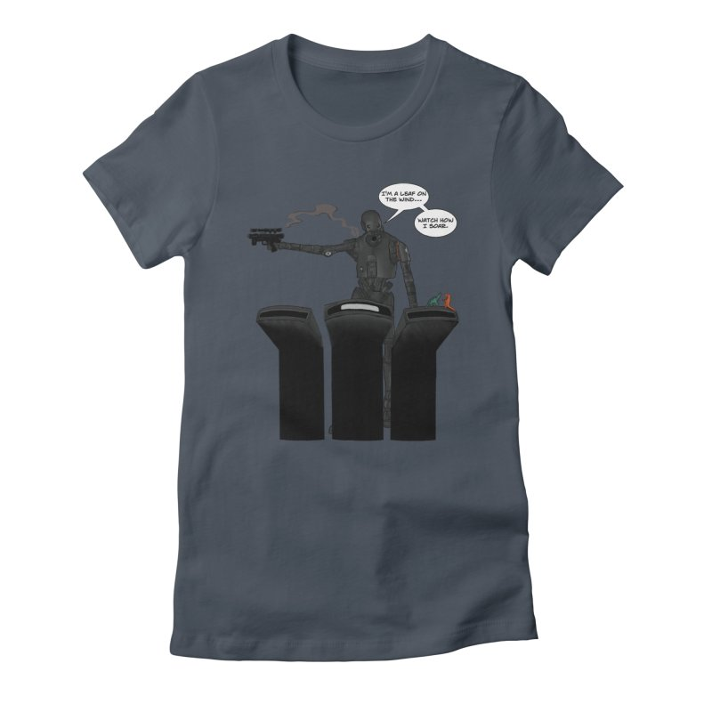 Watch Me Soar Women's T-Shirt by Swag Stop by justsaying.ASIA