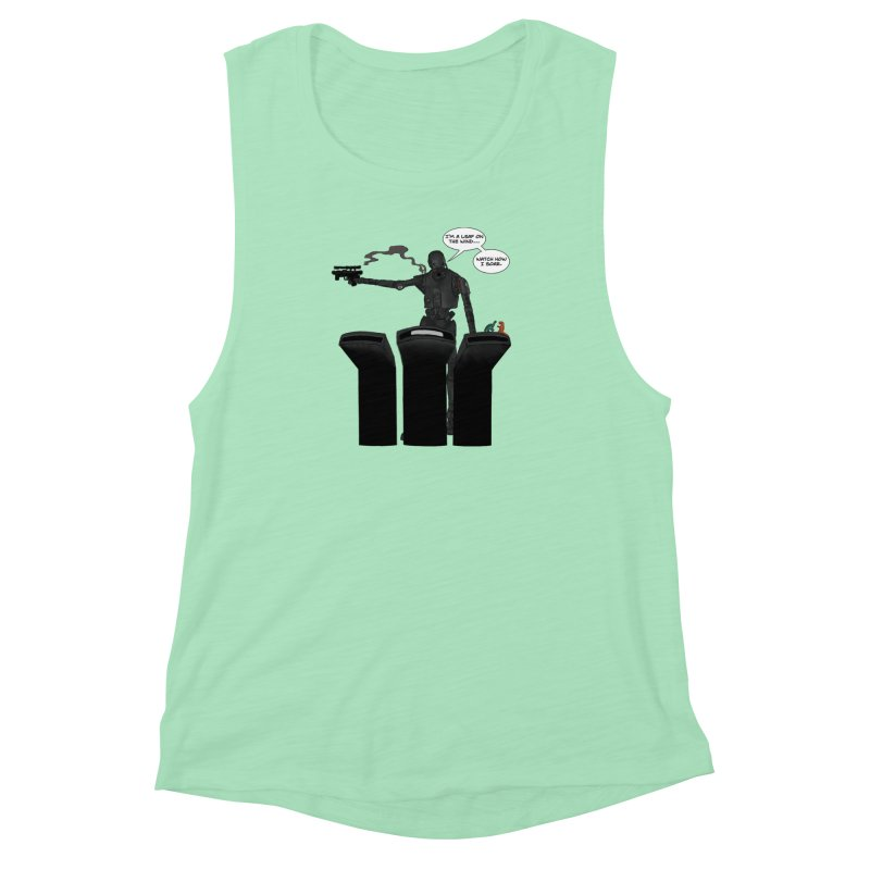 Watch Me Soar Women's Muscle Tank by Swag Stop by justsaying.ASIA