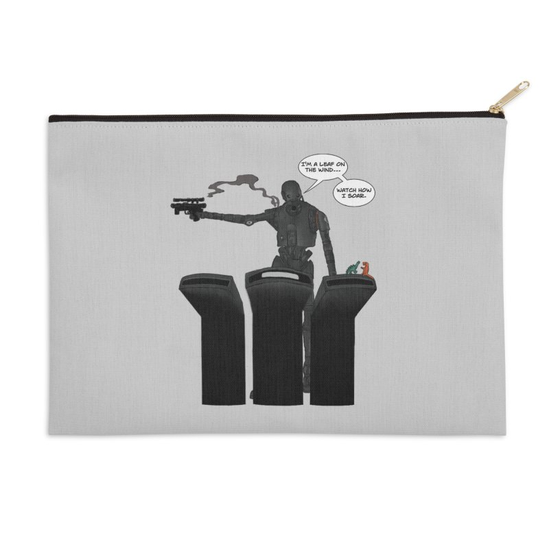 Watch Me Soar Accessories Zip Pouch by Swag Stop by justsaying.ASIA