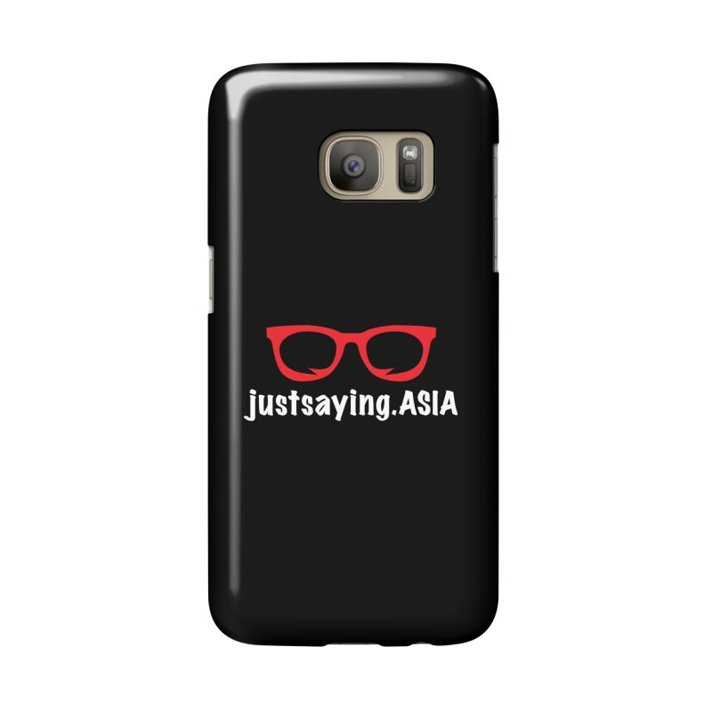 justsaying.ASIA Emblem Accessories Phone Case by Swag Stop by justsaying.ASIA