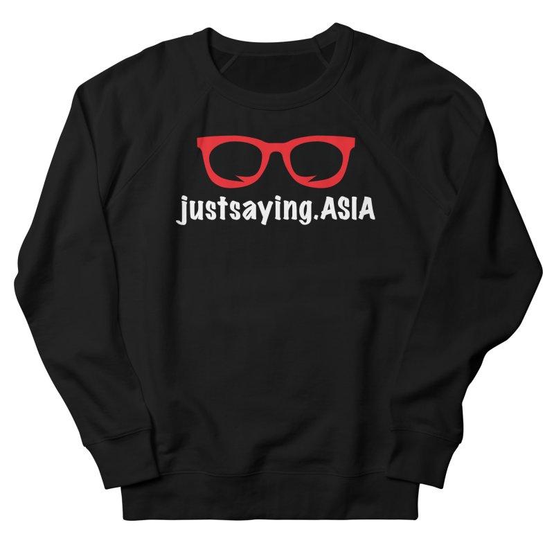 justsaying.ASIA Emblem Men's Sweatshirt by Swag Stop by justsaying.ASIA