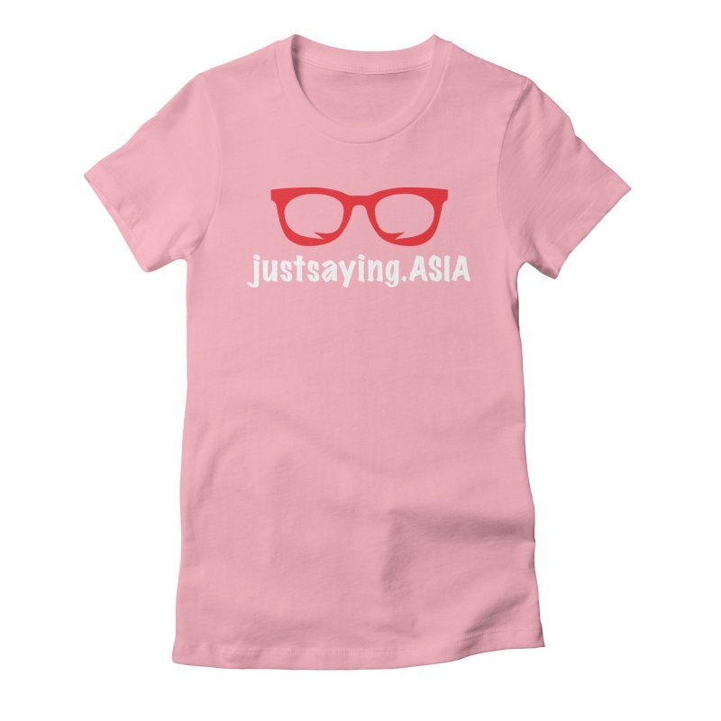 justsaying.ASIA Emblem Women's T-Shirt by Swag Stop by justsaying.ASIA