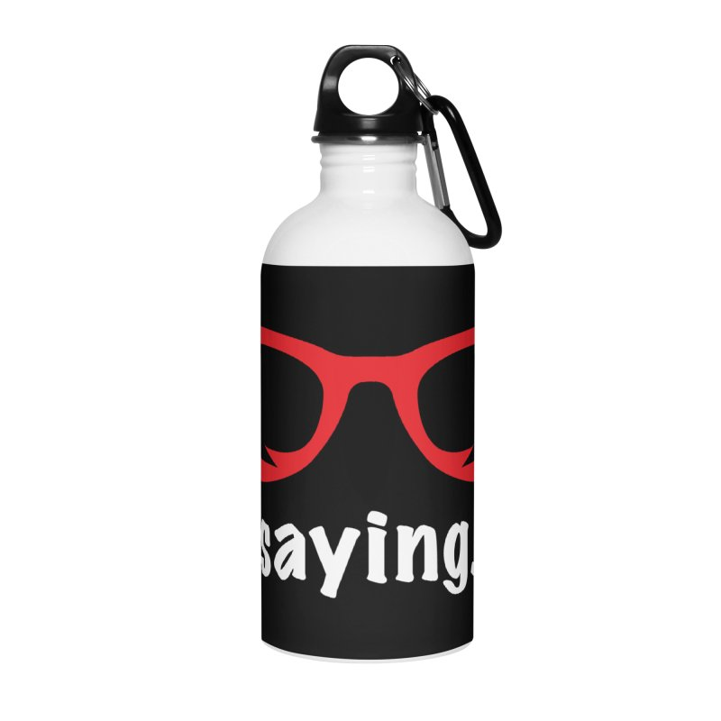 justsaying.ASIA Emblem Accessories Water Bottle by Swag Stop by justsaying.ASIA