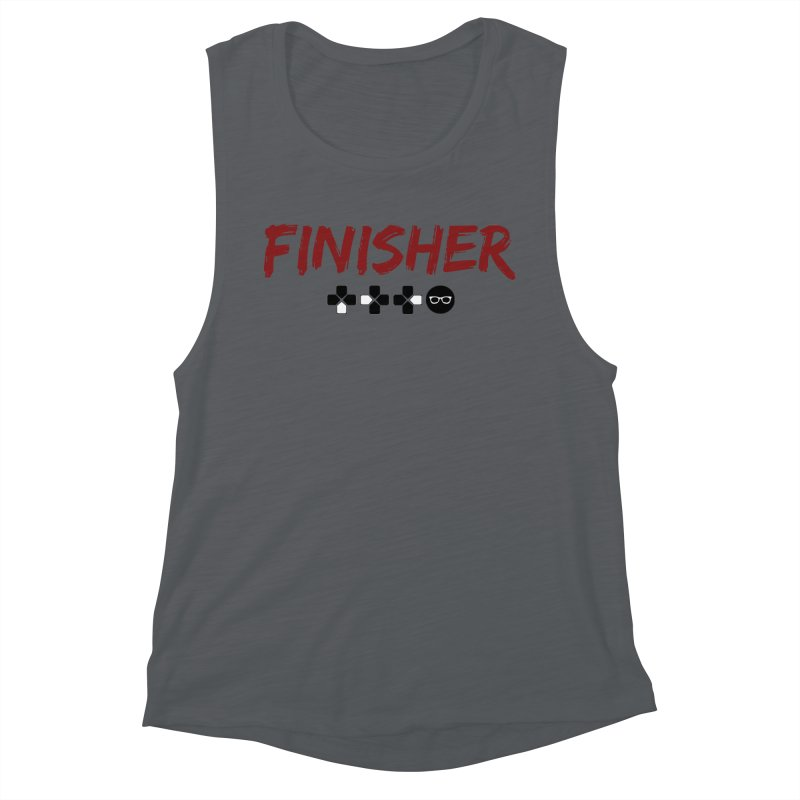 Finisher Women's Tank by Swag Stop by justsaying.ASIA