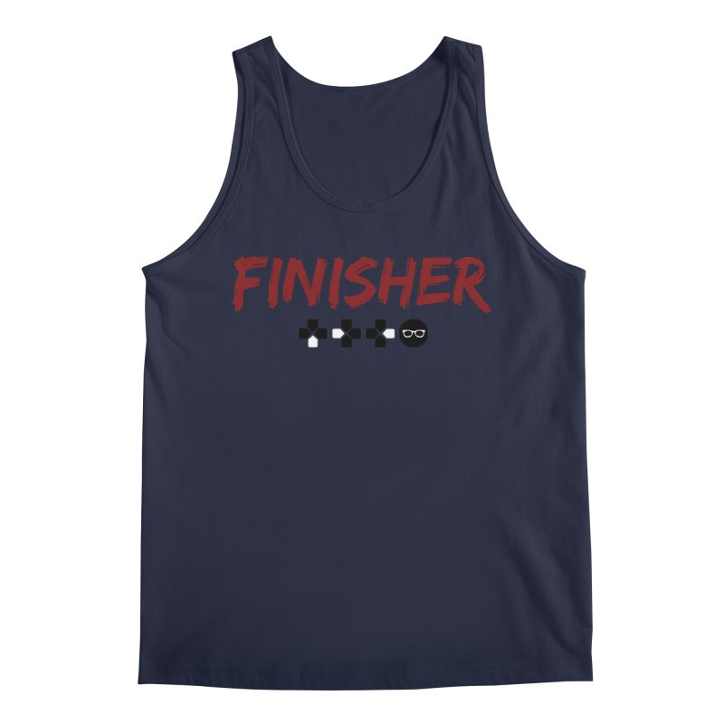 Finisher Men's Regular Tank by Swag Stop by justsaying.ASIA