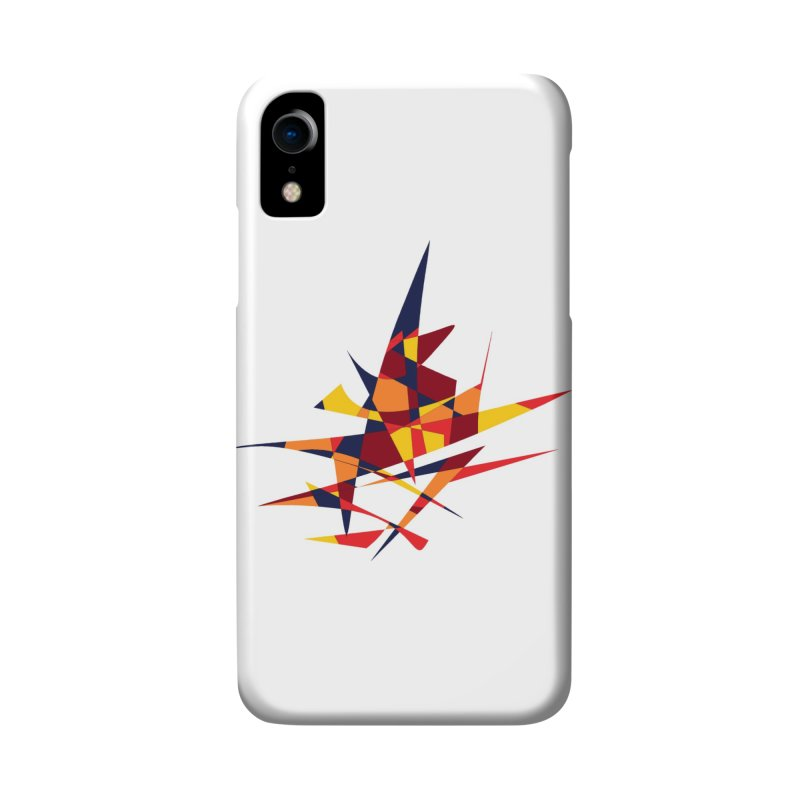 Wizard's Hat, Abstract (Designed by Just Stories) Accessories Phone Case by Just Stories