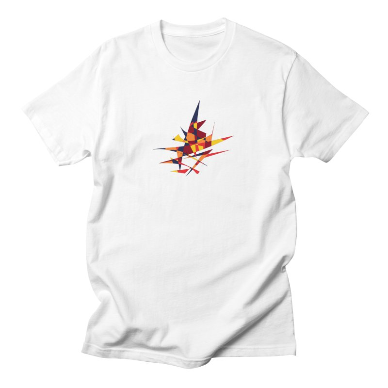 Wizard's Hat, Abstract (Designed by Just Stories) Men's T-Shirt by Just Stories