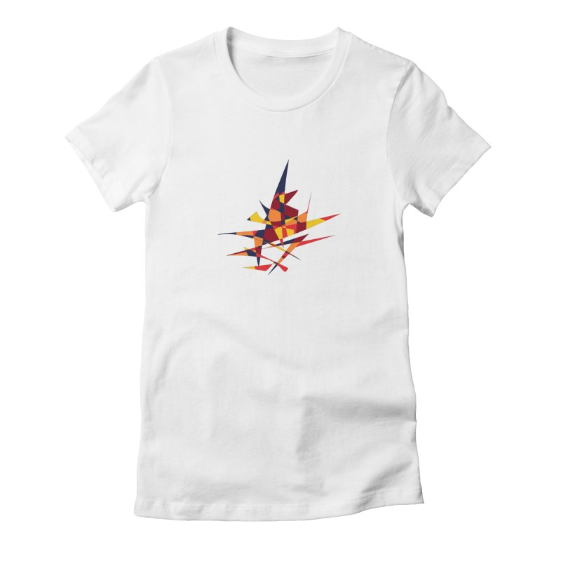 Wizard's Hat, Abstract (Designed by Just Stories) Women's T-Shirt by Just Stories