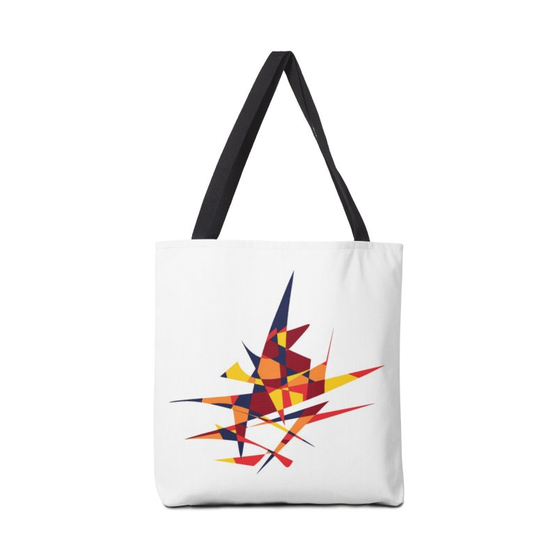 Wizard's Hat, Abstract (Designed by Just Stories) Accessories Bag by Just Stories