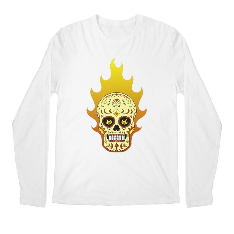 Candy Rider Men's Longsleeve T-Shirt by justus's Artist Shop