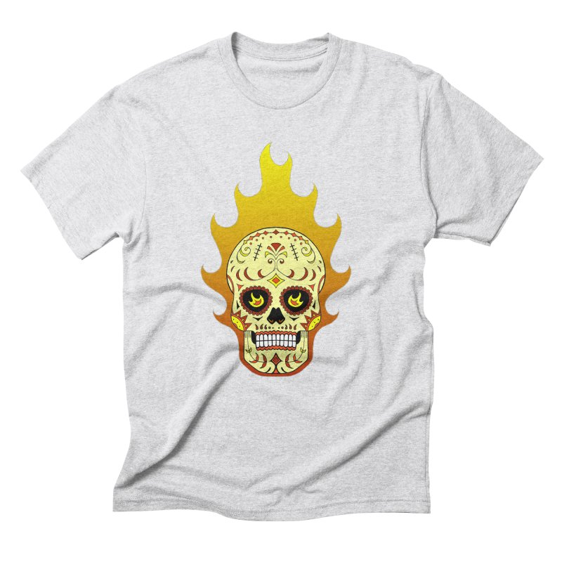 Candy Rider Men's Triblend T-Shirt by justus's Artist Shop