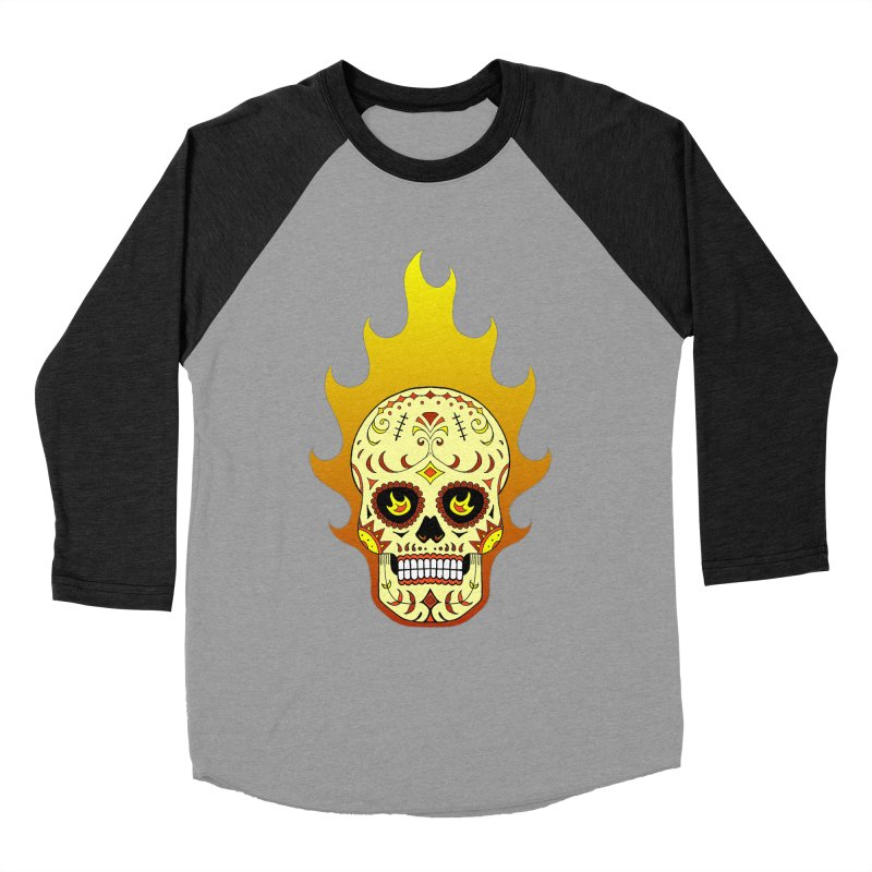 Candy Rider Men's Baseball Triblend T-Shirt by justus's Artist Shop