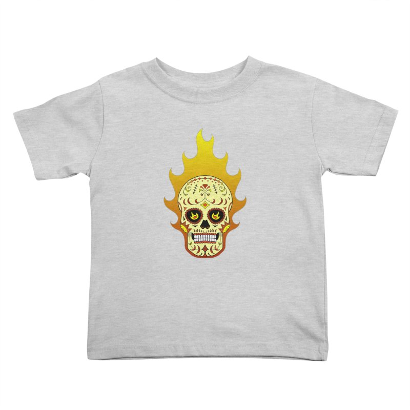 Candy Rider Kids Toddler T-Shirt by justus's Artist Shop