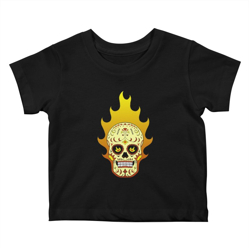 Candy Rider Kids Baby T-Shirt by justus's Artist Shop