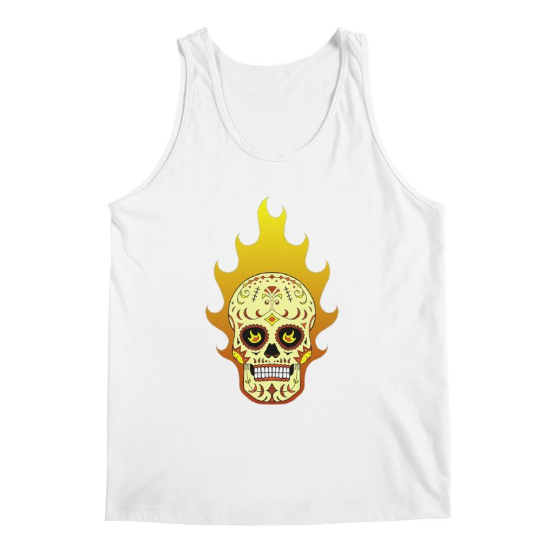 Candy Rider Men's Tank by justus's Artist Shop