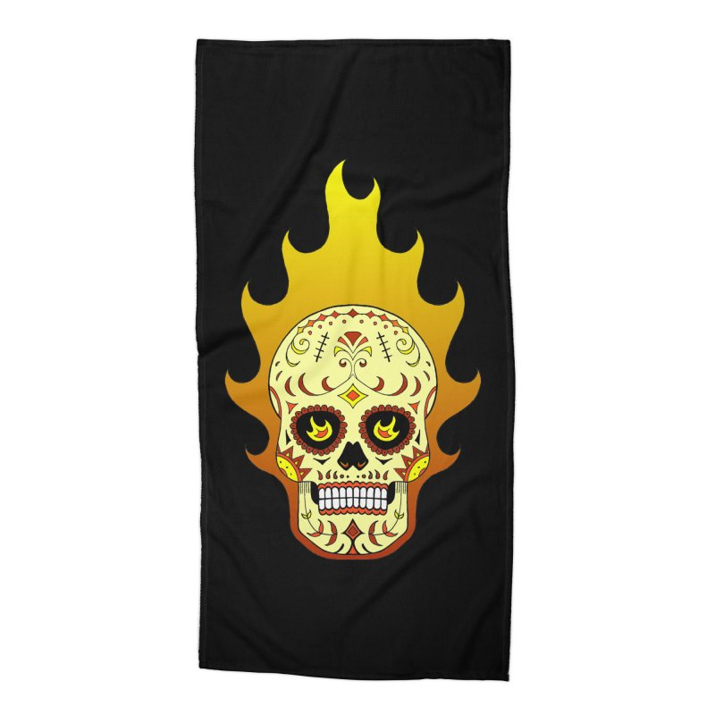Candy Rider Accessories Beach Towel by justus's Artist Shop