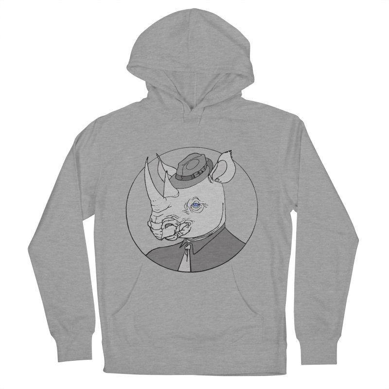 Rhi-Noir Men's Pullover Hoody by justus's Artist Shop